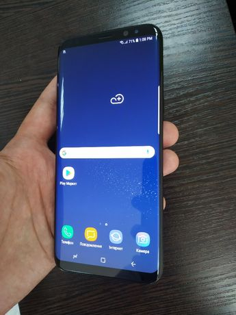 Samsung Galaxy S8 Plus 4/64Gb SM-G955U ОРИГИНАЛ!!КАК НОВЫЙ!!