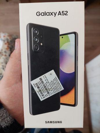 Samsung Galaxy A52 8/256GB Black