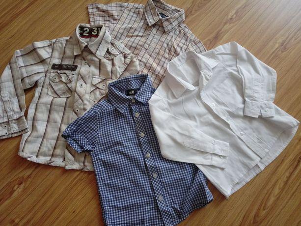 Рубашки на мальчика, 3-4 года