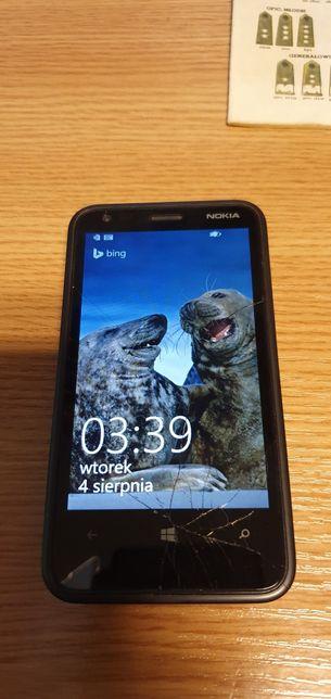 Nokia 620 uszkodzony dotyk
