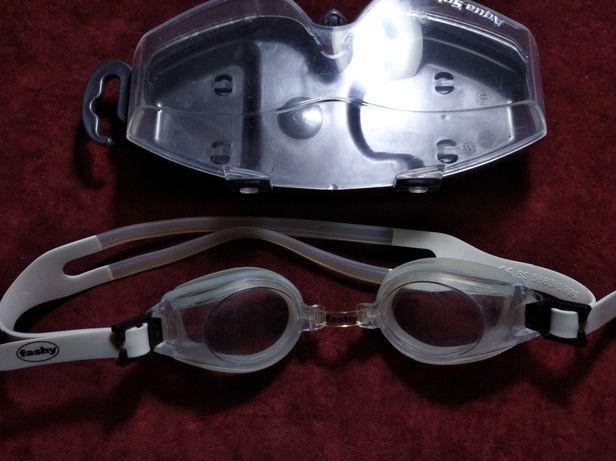 Очки для плавания Fashy с футляром