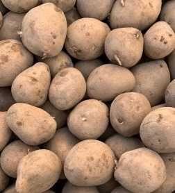 Ziemniaki jadalne, sadzeniaki oraz konsumpcja