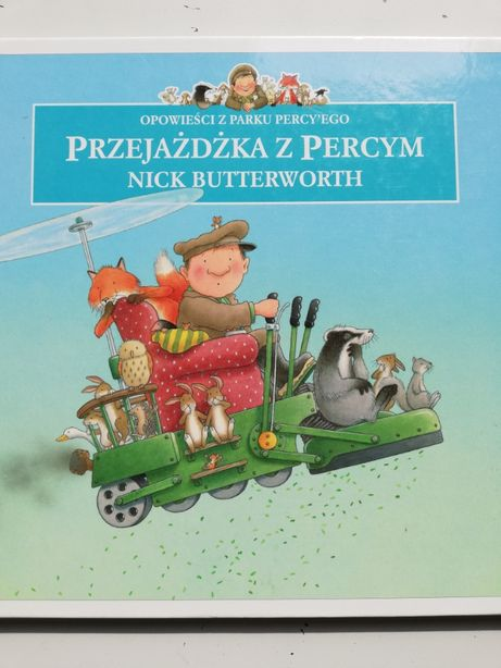 Opowieści z parku Percy'ego Przejażdżka z Percym