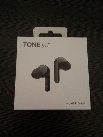 słuchawki LG TONE Free czarne