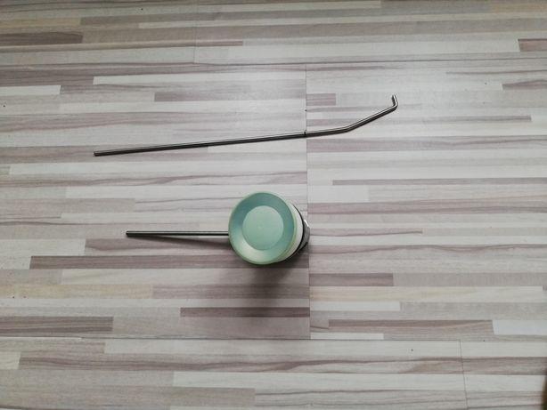Korek umywalkowy klik klak nowe