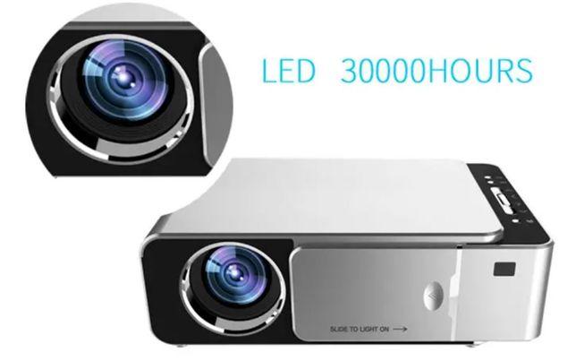 Projector Video Cinema Toprecis T6 Full HD 3500 Lumens (NOVO)