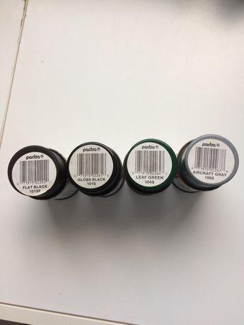 Sprays de pintura para modelismo