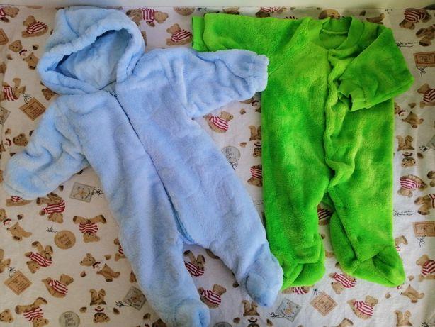 Одежда для новорождённого, человечки, Бодики, махровые