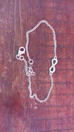 Срібний браслетик