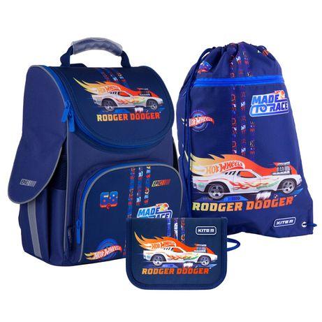 Набір set_hw21-501s рюкзак + пенал + сумка для взуття Kite 501 HW