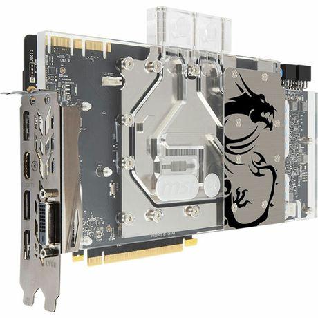 Відеокарта під відновлення MSI GTX 1070 SEA HAWK EK X 8GB