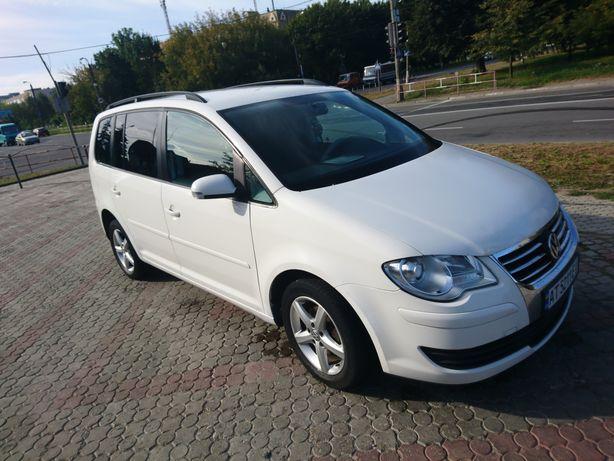 Volkswagen touran 2008 р 1,9 tdi