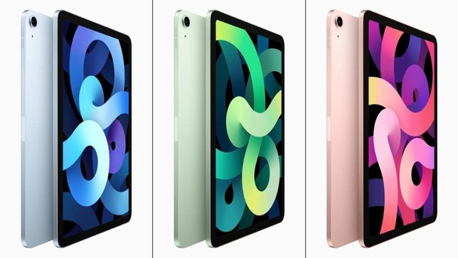 Apple iPad Air 10.9 256Gb Wi-Fi Rose Gold (MYFX2) 2020 МАГАЗИНiPeople