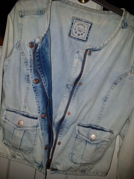 Bluza jeansowa/kurtka Promod M jak nowa