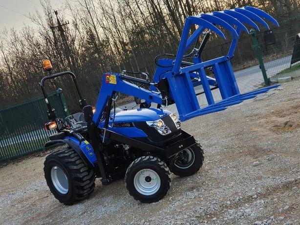 Solis 26 SPRAWDZ!!! Mini traktor ogrodniczy,komunalny JAPAN TRAK