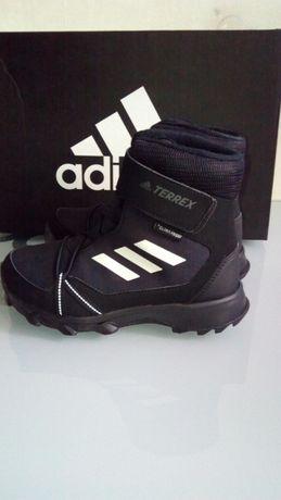 Зимние ботинки adidas performance terrex snow us 11, 5, европейский 29