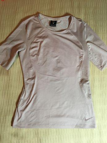 Tshirt Nike Pro HyperCool rosa (S) [ULTIMO PREÇO]