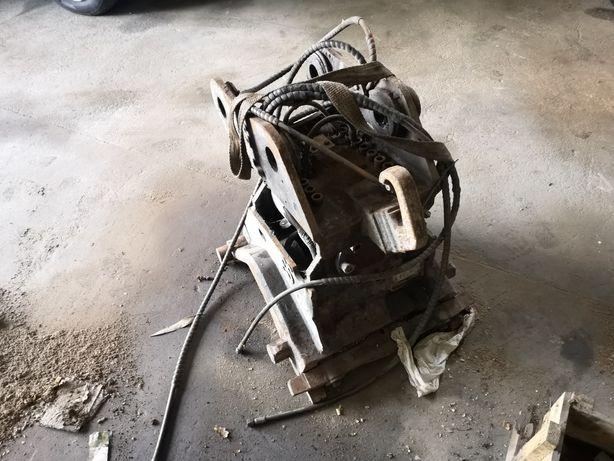 Rotor Rotativo para Escavadora