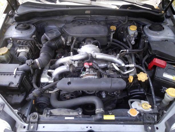 Silnik EL15  Subaru Impreza GH 1,5 pewniak po rewizji możliwość testu