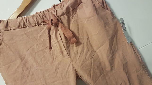 Spodnie gnieciuchy 46/48 nowe