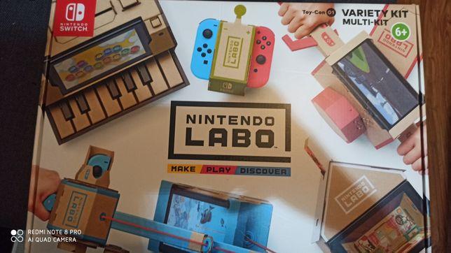 Nintendo Labo Variety Kit bez gry.