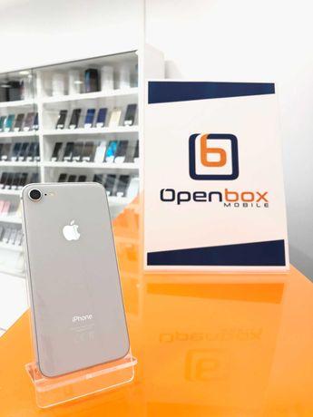 iPhone 8 64GB Prateado A - Garantia 12 meses
