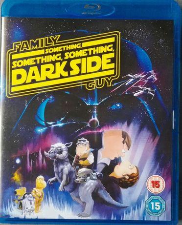 """""""Family Guy: something, dark side"""" Blu-Ray UK bez PL"""