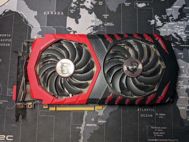 MSI GeForce GTX 1070Ti GAMING 8GB zadbana karta graficzna