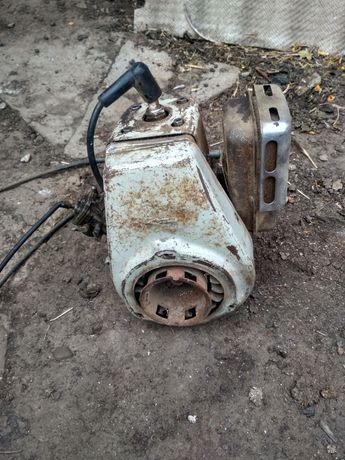 Двигатель от мотоблока крот