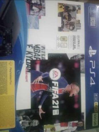 Vendo PS4 como nova
