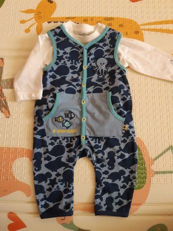Комплект для малыша размер на 2-3 месяца
