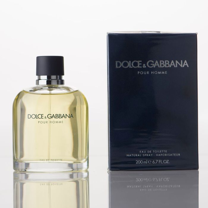 Perfumy   Dolce & Gabbana   Pour Homme   200 ml   edt