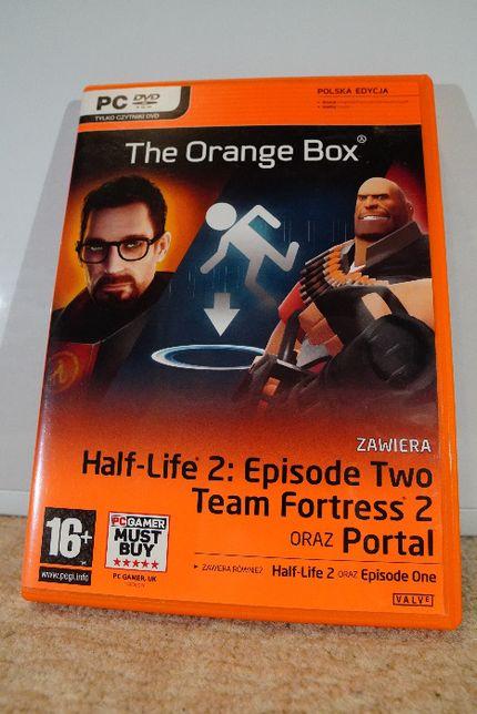 The Orange Box PC (pudełko + płyty)