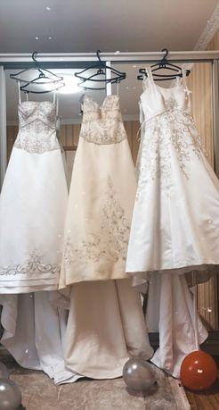 Весільні сукні США