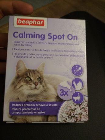 BEAPHAR Calming Spot on anty stres dla kota krople