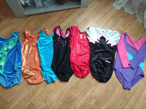 Продам купальник для гимнастики, танцев (8-10 лет)