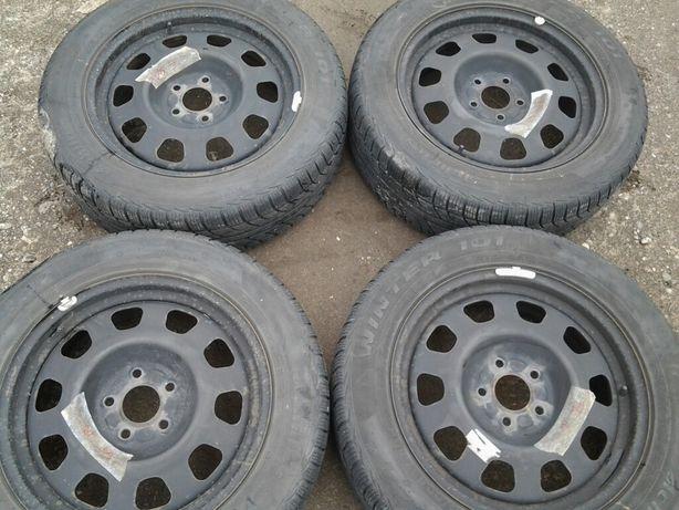 Felgi stalowe 17 cali Toyota