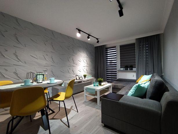 Designerskie mieszkanie w centrum miasta !!! Wysoki standard!