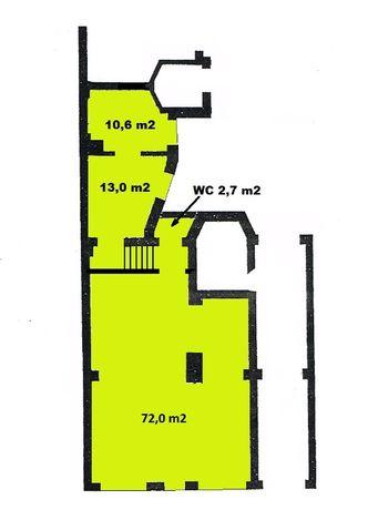 Lokal użytkowy Gniezno front Centrum 100 m2