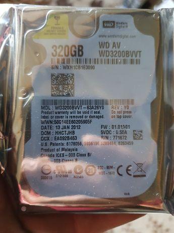 Для ноутбука HDD 2,5 320GB Новые гарантия !!!