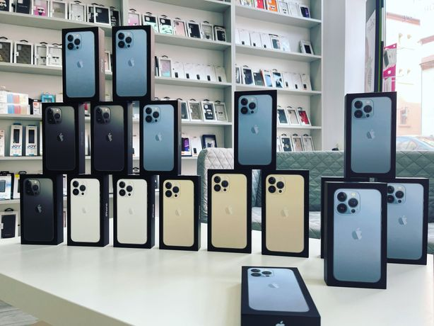 Apple iPhone 13 Pro 128gb Sierra blue 128gb Siar-Kom Pleszew