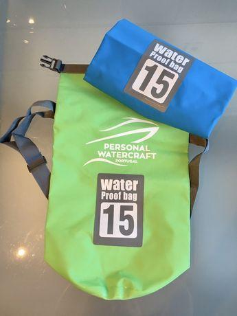Saco estanque para desportos náuticos Sup/mota de água