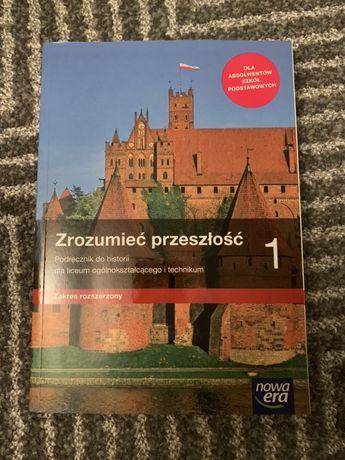 nowy podręcznik do rozszerzonej historii Zrozumieć Przeszłość 1