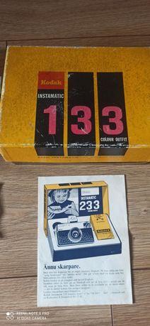 Aparat Kodak Instamatic 133 Vintage