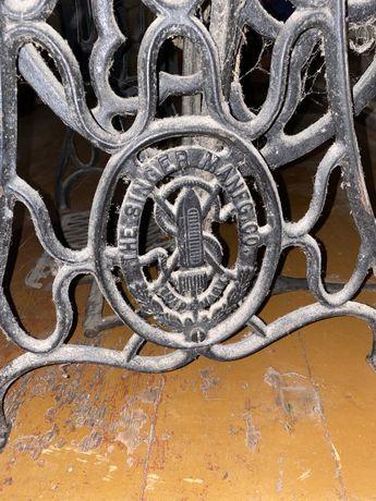Швейная машинка singer (вроде 1904г)