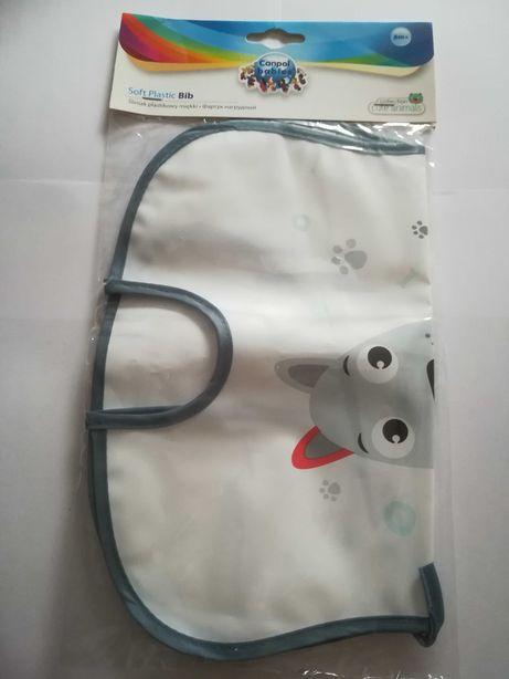 Śliniak zmywalny Canpol Babies nowy