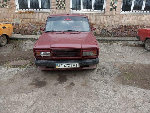Обмін  автомобіль ВАЗ 2107