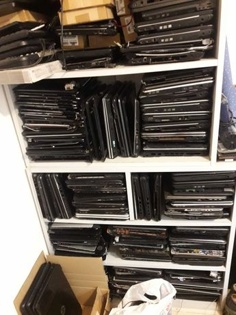 Peças para vários portáteis