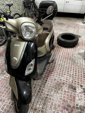 Mota SYM FiDDLE III 125cc