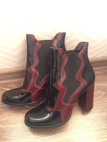 Новые супер модные ботинки